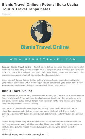 benua travel